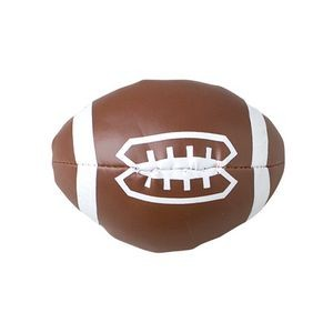 Vinyl Covered Football - Brown